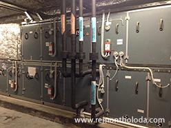 Ремонт систем вентиляции в москве
