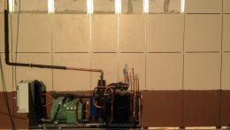 Монтаж холодильного оборудования и установок