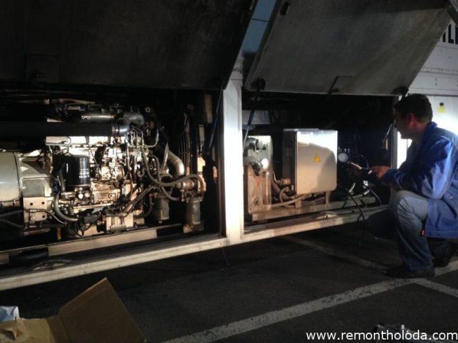 Оперативный ремонт системы охлаждения МРТ г. Воскресенск