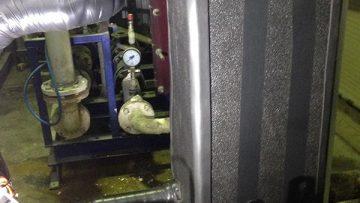 Обслуживание и ремонт системы охлаждения жидкости чиллера