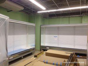 монтаж систем промышленного холодоснабжения